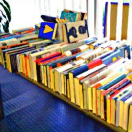 Bücherspende von der Stilbruch-Redaktion
