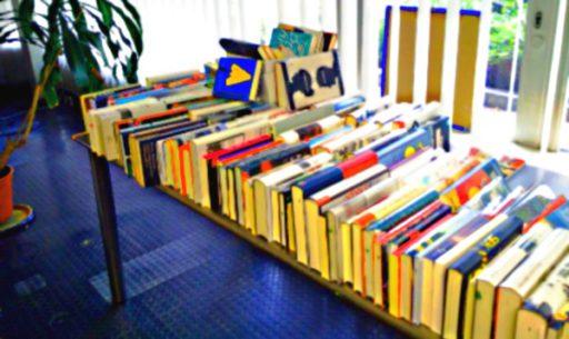 Bücherspende rbb Stilbruch