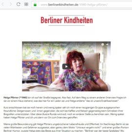 Berliner Kindheiten