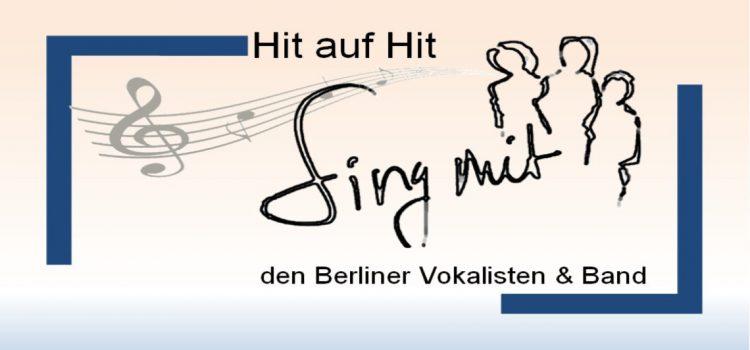 Hit auf Hit sing mit