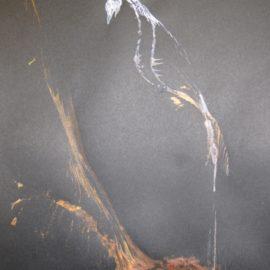 Schnur Farbe und Papier-Lothar malt