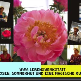 Juli-Video Rosen für Jürgen