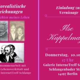 Ilse Kuppelmayr – Ausstellungseröffnung