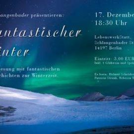 Fantastischer Winter – Autorenlesung